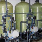 Food & Beverage Water Softner Installation