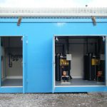 Water Treatment Atex Rated Cooling Tower Dosing System