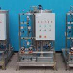 Water Treatment Boiler dosing