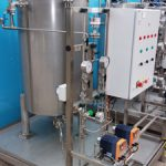 Water Treatment Boiler dosing system