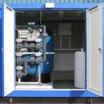Water Treatment Cooling Tower Filtration and Dosing System