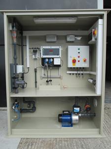 Water TreatmentEffluent Water Monitoring System