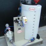Water Treatment Mix system
