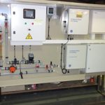 Water Treatment Monitoring skid