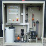 Water Treatment hypochloric acid dosing system