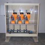 Pulp & paper Dosing pump skid