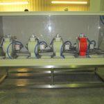 Pulp & paper IBC filling station