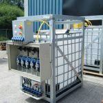 Pulp & paper Ibc Chemical Storage System