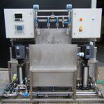 Pulp & paper Test rig