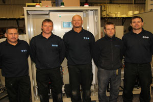 CSS Mechanical Fitters