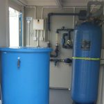 Food & Beverage Containerised Water Softner