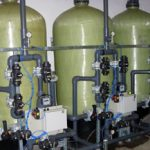 Food & Beverage Water Softner Installation