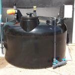 Food & Beverage Chemical- Storage Tank