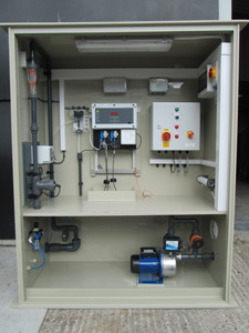Water TreatmentEffluent Water Monitoring System