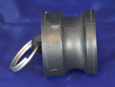 PART DP Camlock Dust plug Compression Fitting supplied by CSS