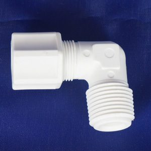 JACO Conector PP MALE TUBE ELBOW supplied by CSS