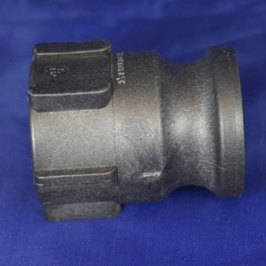 Part A Camlock compression fittings (GRP/PP) supplied by CSS