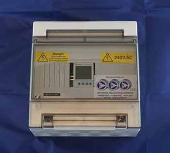 7 day pump Timer Box