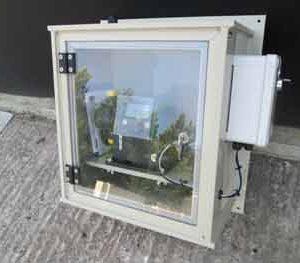 Wall mounted Pump box