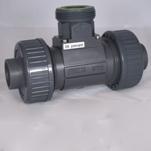 Insertion pipe fitting