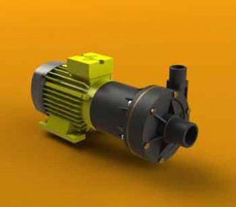 magnetic coupling pump