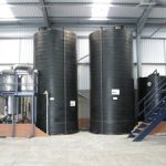 Petrochemical Bulk storage tanks