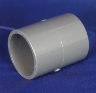 GF -PVC U Plain Socket