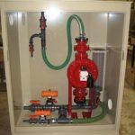 Pulp & paper Hypochlorite transfer system