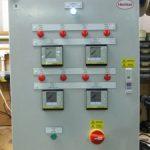Pulp & paper Tank level panel