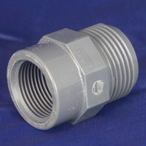 pVC U Threaded Reducing Bush