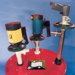 DP Drum Pump and motors