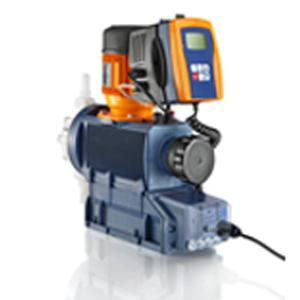 Sigma pump with detachable control