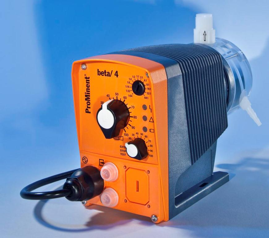 PROMINENT BETA B SOLENOID DOSING PUMPS | Chemical Support