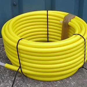 Double walled tubing PTFE