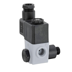 GEMU DIRECT MOUNT AIR PILOT SOLENOID VALVE