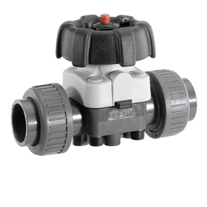 GEMU MANUAL PVC/PP DIAPHRAGM VALVES